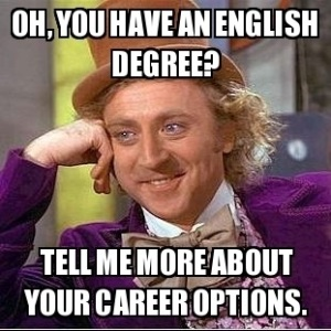 english major wonka