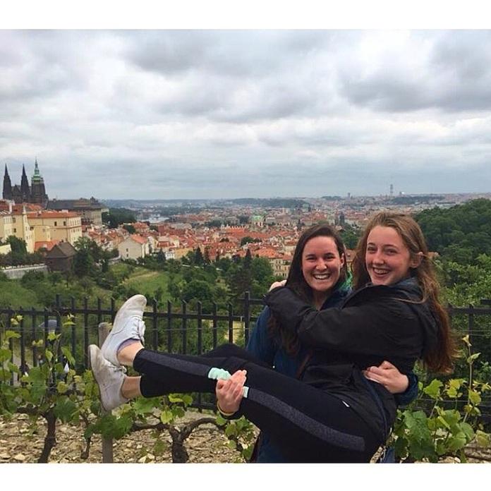 Honeymooning in Prague!